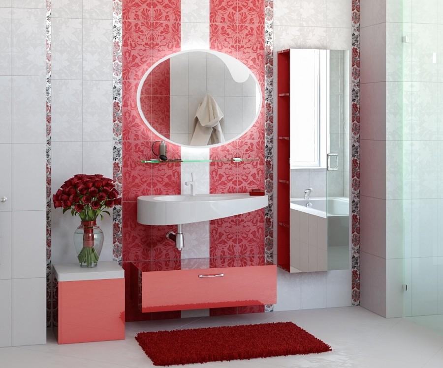 шкаф пенал с бельевой корзиной для ванной идеи дизайна