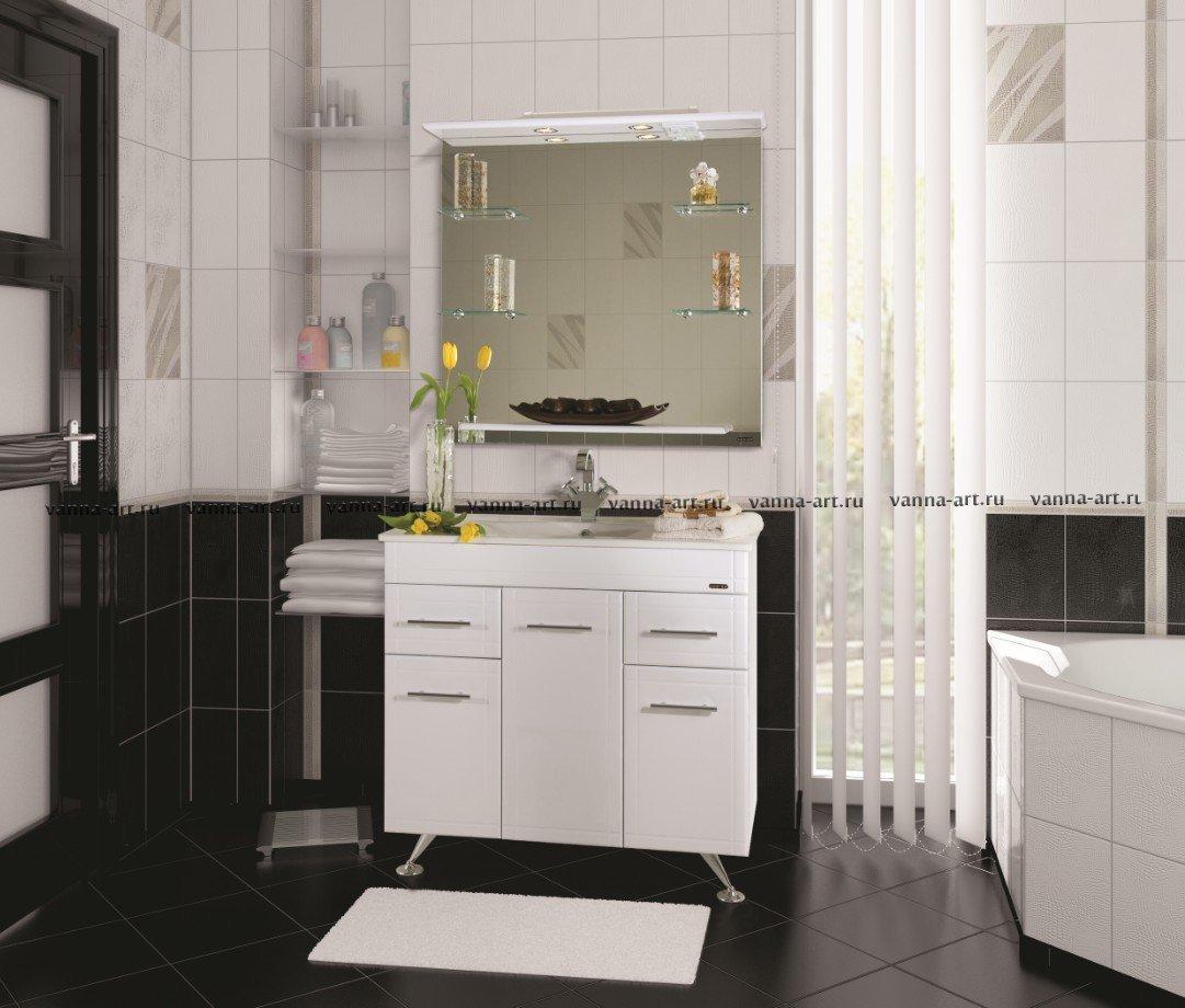 шкаф пенал с бельевой корзиной для ванной оформление идеи