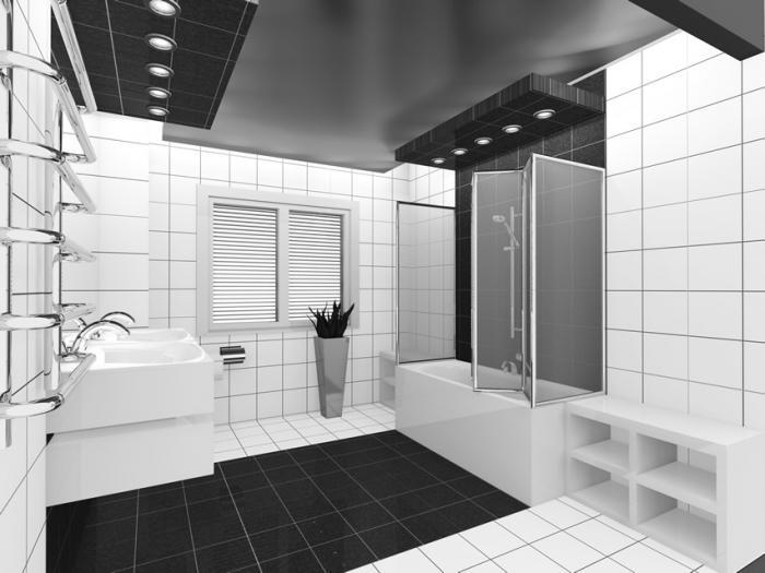 шторка для ванной комнаты из стекла фото обзор