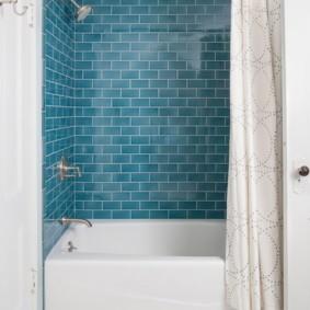 как выбрать шторы для ванной идеи дизайн