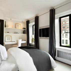 шторы для спальни 2019 фото интерьер