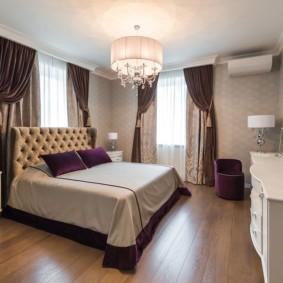шторы для спальни 2019 фото оформления