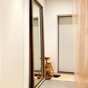 шторы в прихожей в частном доме идеи фото