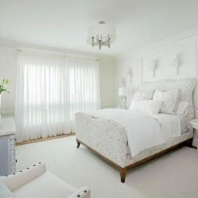 шторы для спальни 2019 варианты фото
