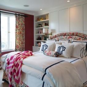 шторы для спальни 2019 варианты идеи