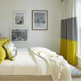 шторы для спальни 2019 виды фото