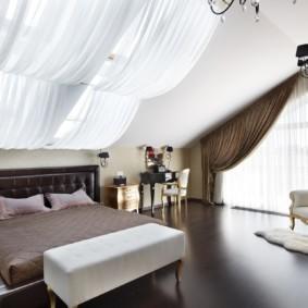 шторы для спальни 2019 фото видов