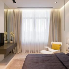 шторы для спальни 2019 виды идеи
