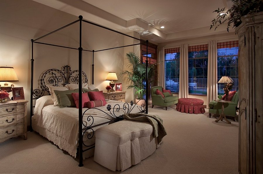 спальня в стиле модерн дизайн фото