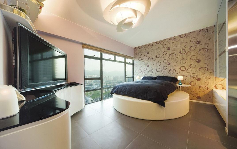 спальня в стиле модерн фото идеи