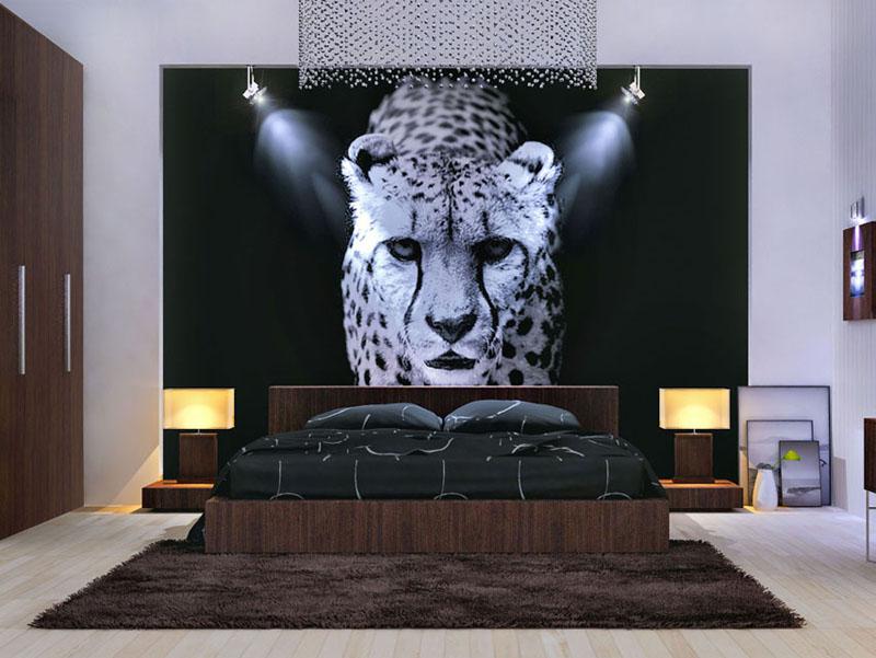 спальня в стиле модерн идеи дизайн