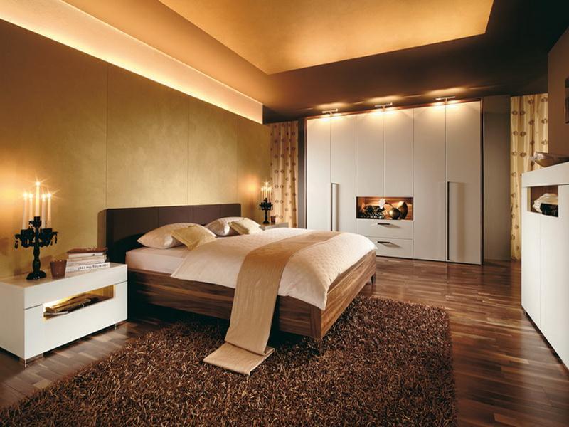 спальня в стиле модерн интерьер идеи
