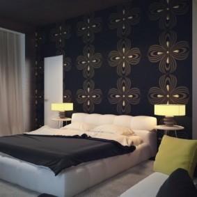 спальня 12 кв. м. дизайн