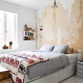 спальня 12 кв. м. фото дизайн