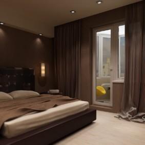 спальня 12 кв. м. фото идеи