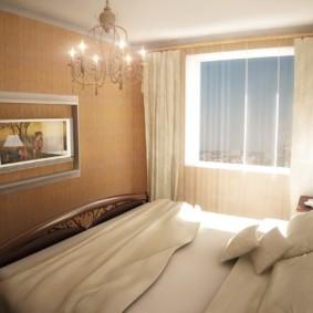 спальня 12 кв. м. идеи дизайна