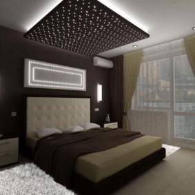 спальня 12 кв. м. идеи фото