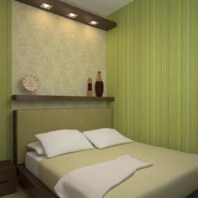 спальня 7 кв м дизайн идеи