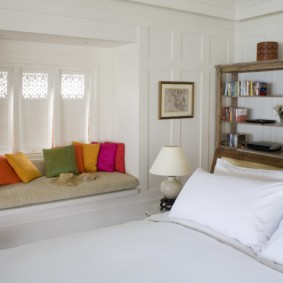спальня 7 кв м идеи декор