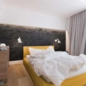 спальня 7 кв м идеи дизайн