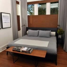 спальня 7 кв м идеи интерьера