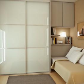 спальня 7 кв м идеи оформление