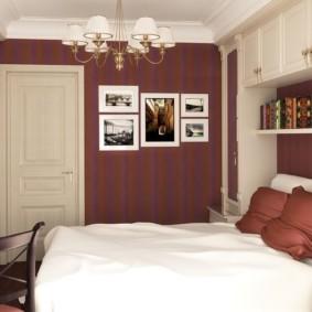 спальня 7 кв м идеи оформления