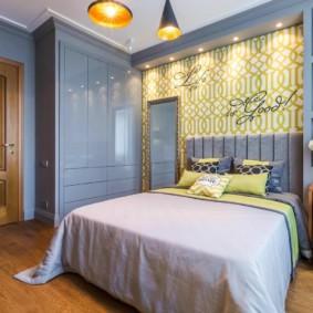 спальня 7 кв м идеи вариантов
