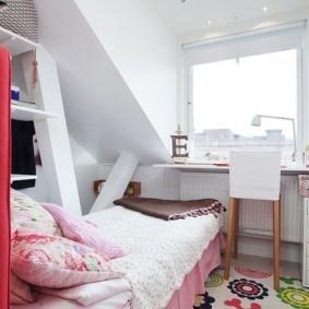 спальня 7 кв м оформление идеи