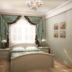 спальня 7 кв м виды