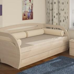 спальня 7 кв м виды интерьера