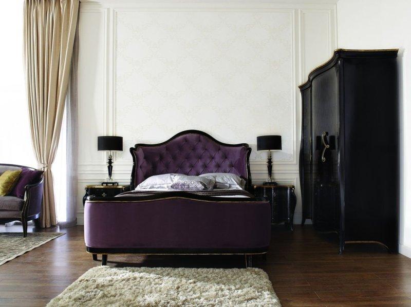 спальня в стиле арт деко дизайн фото