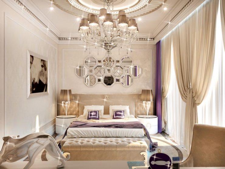 спальня в стиле арт деко фото дизайн
