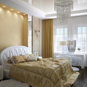 спальня в стиле арт деко фото дизайна
