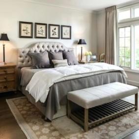 спальня в стиле арт деко идеи интерьер