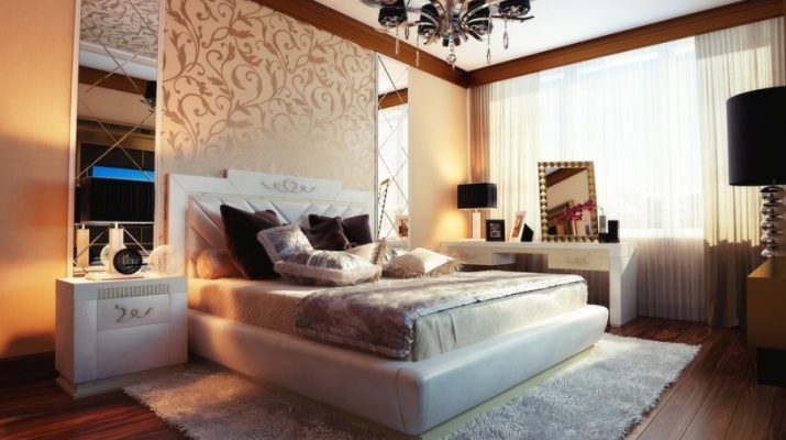 спальня в стиле арт деко виды декора