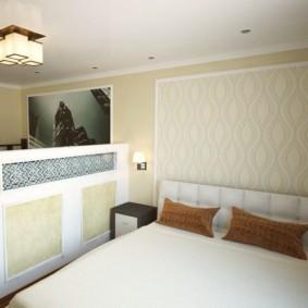 спальня-гостиная 18 кв.м. оформление