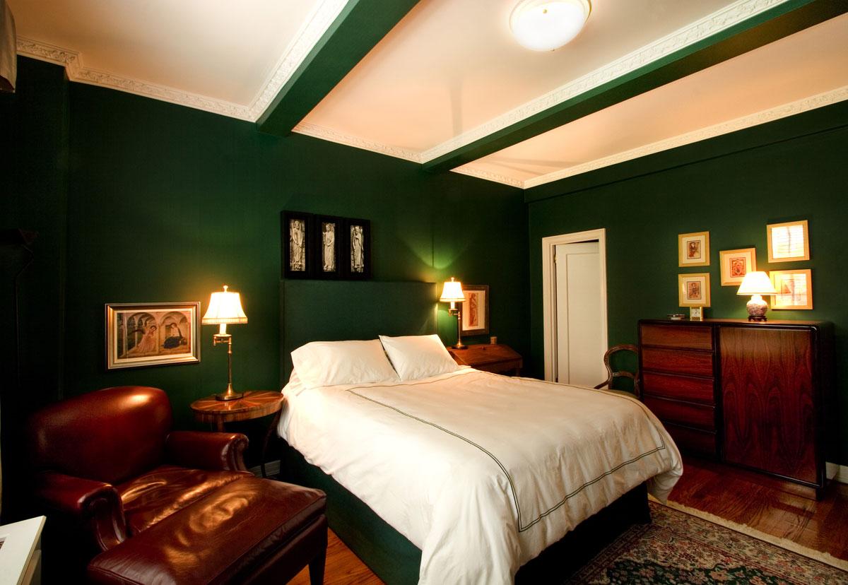 спальня в коричневых тонах идеи дизайн