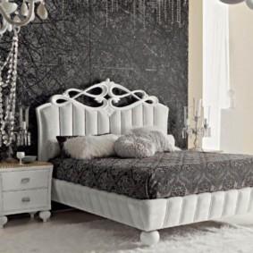 спальня в стиле арт деко декор