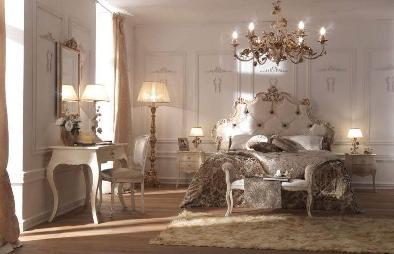 спальня в стиле арт деко декор фото