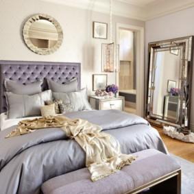 спальня в стиле арт деко дизайн