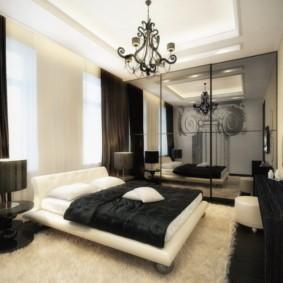 спальня в стиле арт деко фото оформление