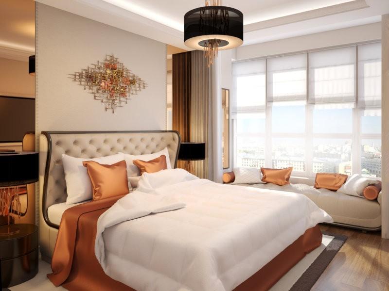 спальня в стиле арт деко фото оформления