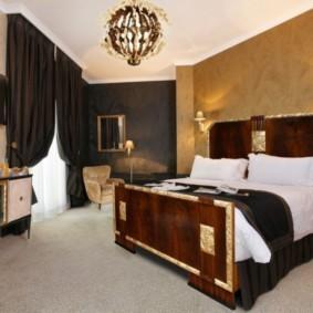 спальня в стиле арт деко фото варианты