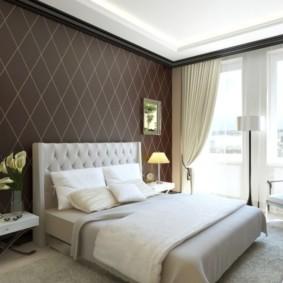 спальня в стиле арт деко фото виды