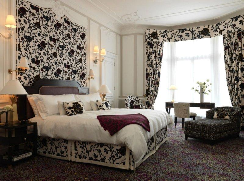 спальня в стиле арт деко идеи декора