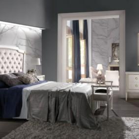 спальня в стиле арт деко идеи интерьера