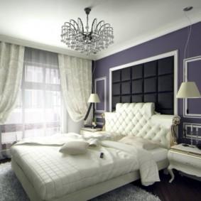 спальня в стиле арт деко идеи оформления