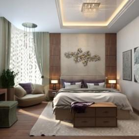 спальня в стиле арт деко идеи виды