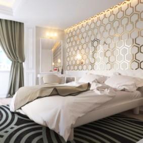 спальня в стиле арт деко варианты идеи